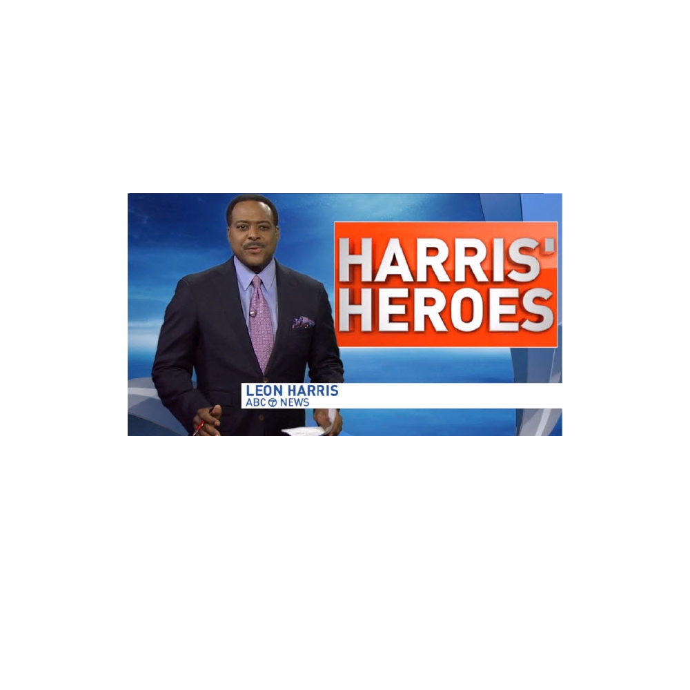 Harris' Heroes - ABC Channel 7 - WJLA TV - 2012